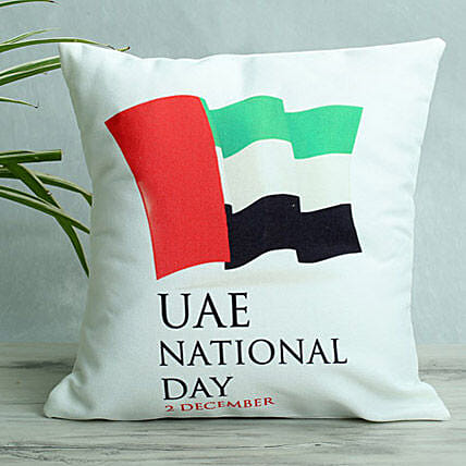 UAE Day Cushion