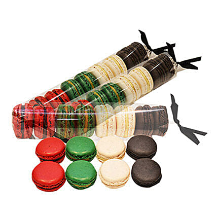 UAE Day Macarons Set of 3