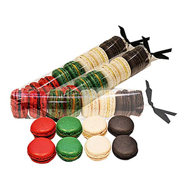 UAE Day Macarons Set of 4