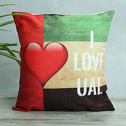 UAE Printed Cushion
