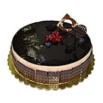 1 Kg Chocolate Cake: Send Cakes for Anniversary
