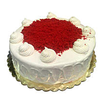 1 Kg Red Velvet Cake: Gifts to UAE for Him