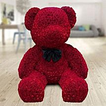 800 Red Roses Teddy: Gifts for Girls in UAE