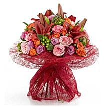 Alluring beauty: Same Day Flowers for Him in Dubai UAE