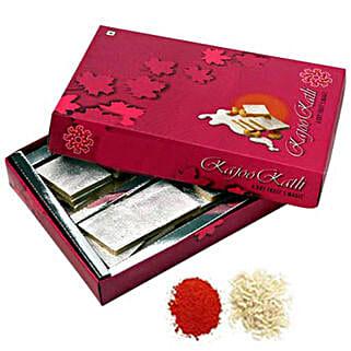 Bhaidooj Kaju Katli UAE: Send Bhai Dooj Sweets to UAE