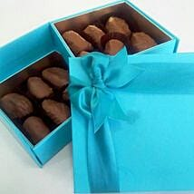Box of Belgian Choco Dates: Send Gifts for Him to UAE