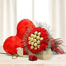 Choco Carnations: Send Chocolates to UAE