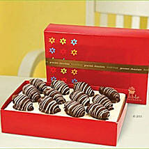 Chocolate Dates with Glaze: Onam Gift Delivery in UAE