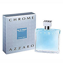 Chrome Azzaro Perfume: Perfumes Delivery in UAE