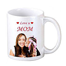 Coffee Time Personalised For Mum: Send Mother's Day Gifts to Ajman