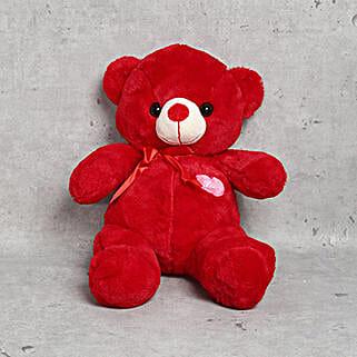 Cuddly Red Teddy Bear: Bhai Dooj Gifts to UAE
