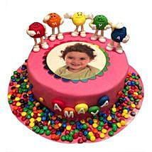 Cute picture Cake: Send Personalised Gifts to UAE