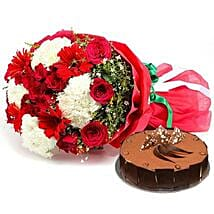 Dazzling n Delicious: Send Flowers for Him to UAE