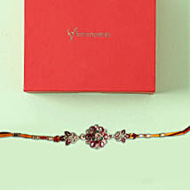 Designer Rakhi In Box: Rakhi to Ras Al Khaimah