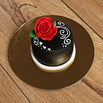 Designer Rose Mono Cake: Send Cakes to UAE