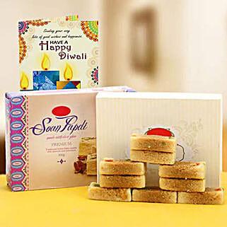 Diwali Combo of Love: Send Sweets to UAE