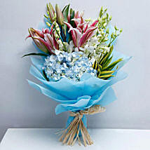 Exclusive Masterpiece: Birthday Bouquets for UAE