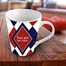 Exquisite Personalized Mug: Gifts to UAE for Him