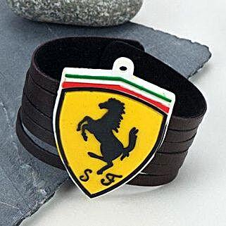 Ferrari Fiesta Rakhi: