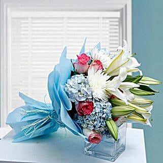 Fresh Bloom: Birthday Flower Delivery in UAE