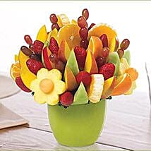 Fruit Fiesta Bouquet: Eid Gift Delivery in Abu Dhabi