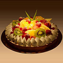 Fruit Tart: Cake Delivery in Al Ain