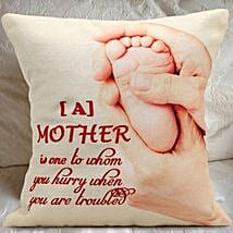 Greatest Mom Cushion: Mother's Day Gift Delivery in UAE