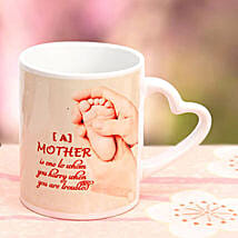 Greatest Mom Mug: Send Mother's Day Gifts to Ajman