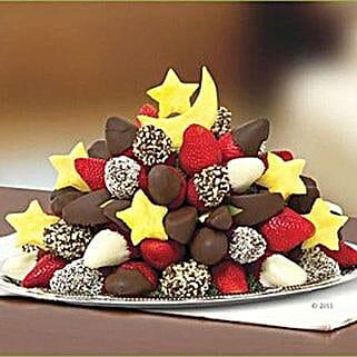 Indulgence Platter: Eid Gifts to Dubai