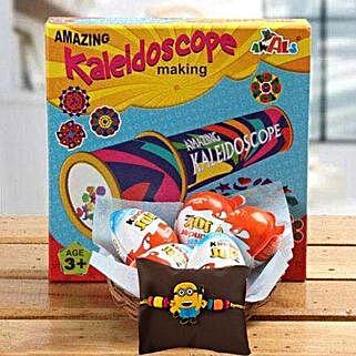 Kalieodoscope Surprise: Rakhi Delivery in Sharjah