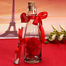 Love note In a Bottle: Personalised Gifts UAE
