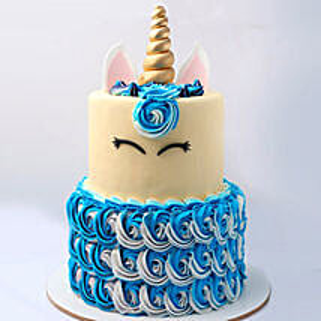 Magical Unicorn Cake 6 Kg: Designer Cakes in UAE