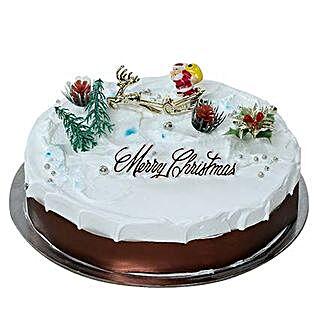 Merry Christmas Cake: Christmas Gifts to UAE