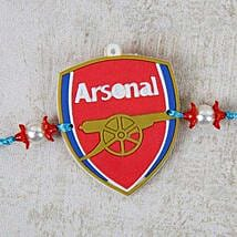 Modern Arsenal Rakhi: Rakhi Delivery in Sharjah