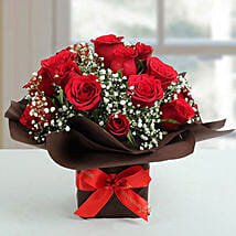 Mon Amour Rose Arrangement: Send Valentine Gifts for Wife in UAE
