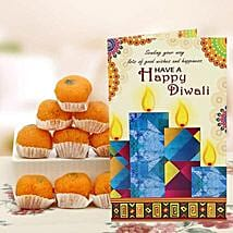 Mouthwatering Laddoo Wishes: Sweet Delivery in UAE