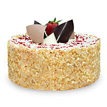 Peanut Butter Red Velvet Cake 12 Servings: Cake Delivery in UAE