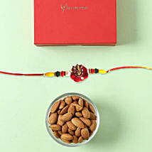 Rakhi and Almond Combo: