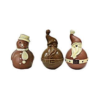 Snowman Chocolate For Christmas: Christmas Gifts to UAE