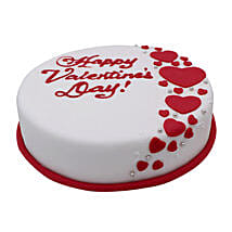 Special 1 Kg Valentines Day Cake: Valentine Gifts for Girlfriend to UAE