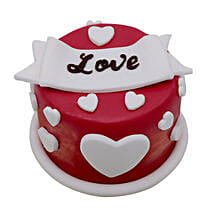 Special Love Cake For Valentines Day: Valentine's Day Cake Delivery in Dubai