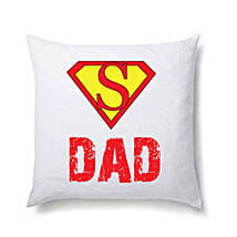 Super Dad Cushion: Send Personalised Gifts to UAE