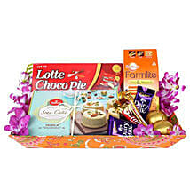 Sweet n Chocolaty Hamper: Send Chocolates to UAE