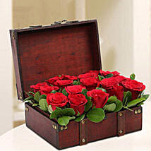Treasured Roses: Send Flowers for Him to UAE