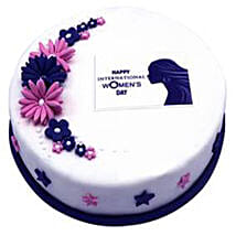 Womens Day Special Cake: Women's Day Gifts to UAE