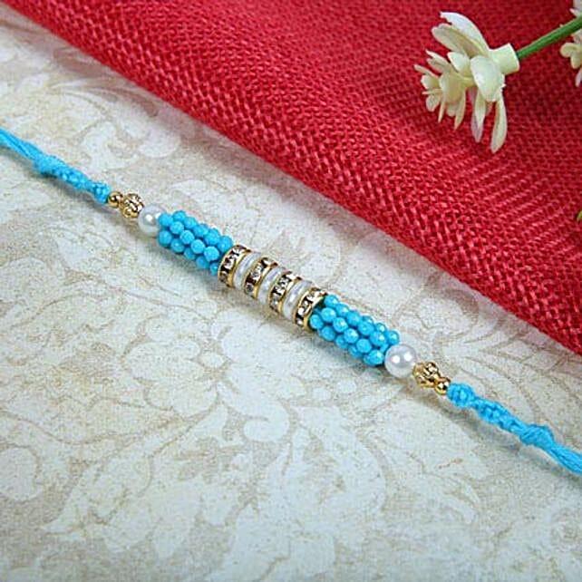 Elegant skyblue bracelet
