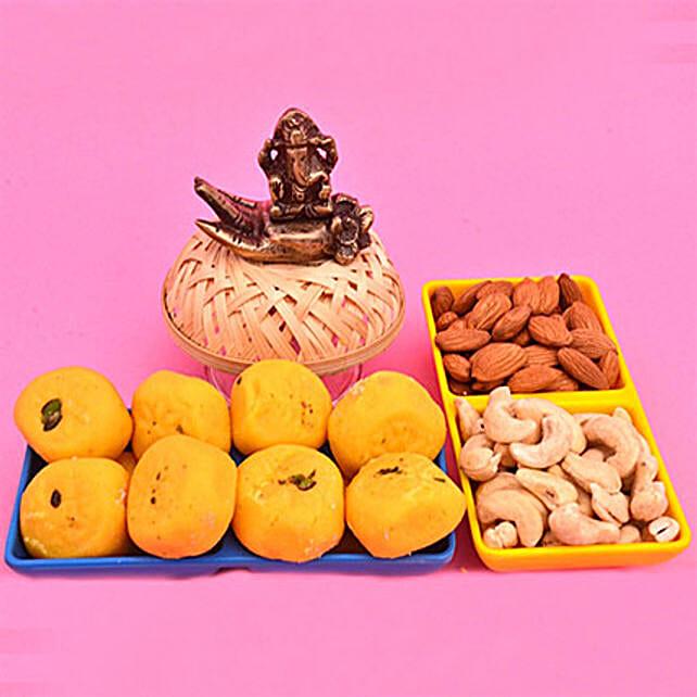Ganesha Loves Sweets