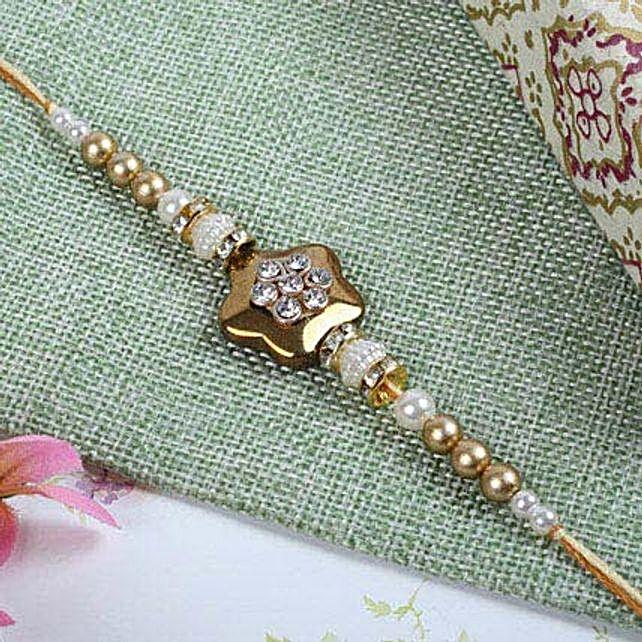 Golden Pearl Thread