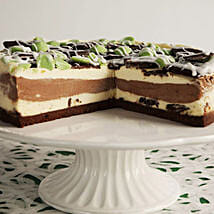 After Dinner Mint Cheesecake: Anniversary Cakes to UK