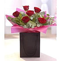 Be Mine: Rose Day Gifts to UK